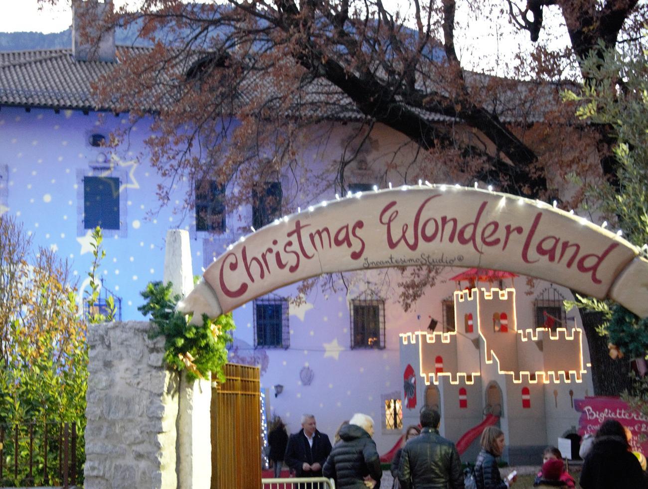 Babbo Natale a Palazzo Martini